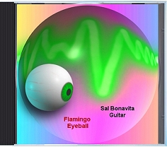Flamingo Eyeyball CD